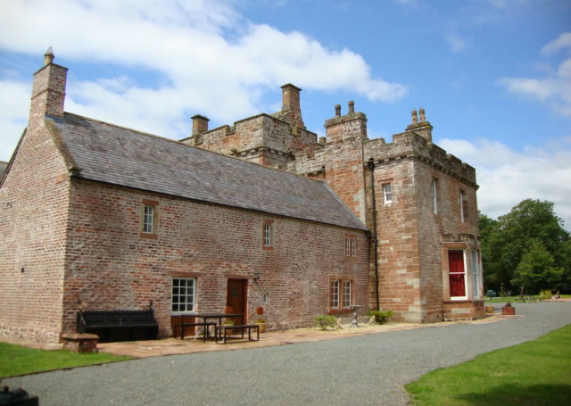 Jacobean Cottage self catering cumbria
