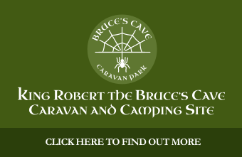 Bruces Cave Caravan & Camp Site Scotland