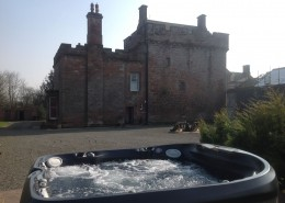 Self Catering accommodation with hot tub in cumbria