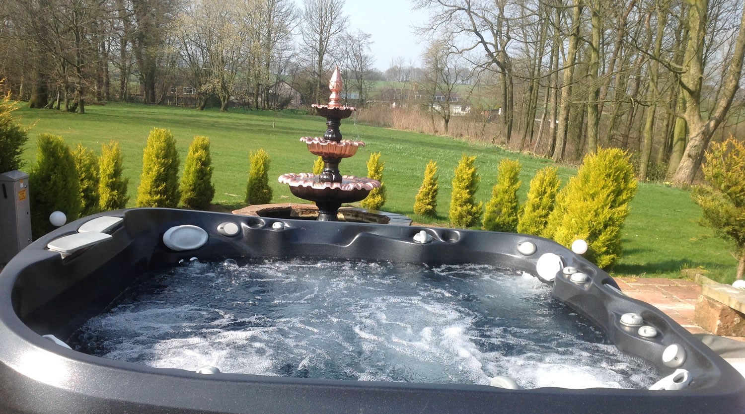 Self Catering with hot tub in cumbria